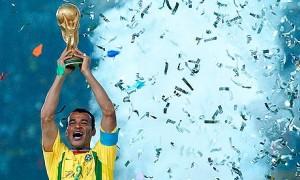 World Cup Brazil Cafu