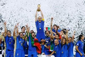 World Cup Past Winners