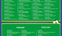 LiveWorldCupOdds Fixtures